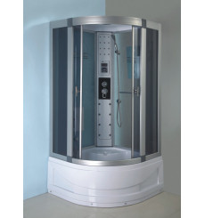 Cabine de douche ABACO, 90*90*215 cm