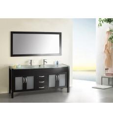 Ensemble de salle de bain MATERA , noir