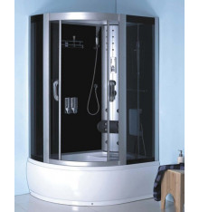 Combiné baignoire-douche KOSS, angle droit,120*85*210 cm
