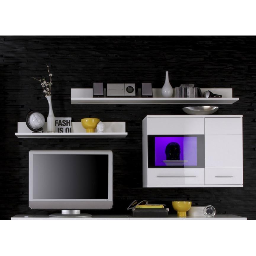 ensemble meuble tv loft d coration s jour. Black Bedroom Furniture Sets. Home Design Ideas