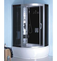 Combiné baignoire-douche KOSS, angle gauche, 120*85*210 cm