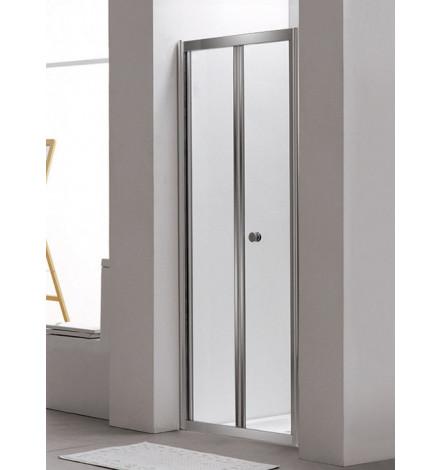douche pliante bergamo 80185cm httpwwwazurahomema6608 thickbox_defaultparoi - Porte De Salle De Bain