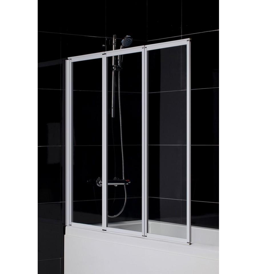 Pare baignoire rogno pare baignoire salle de bain d coration salle de bain - Pare baignoire miroir ...