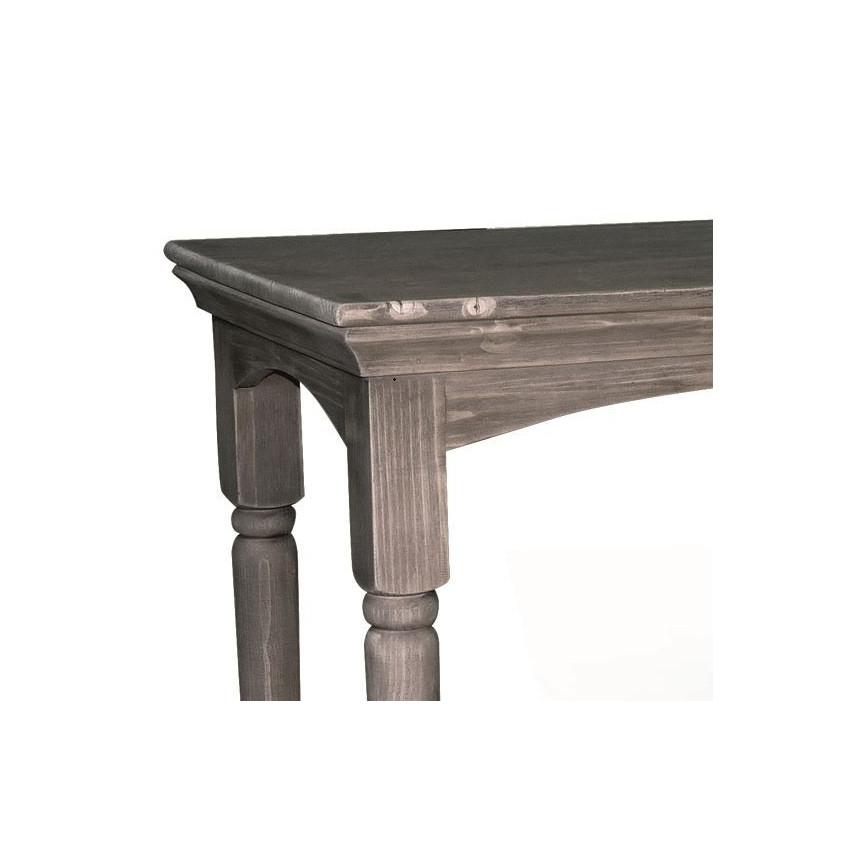 Bureau en bois specchia style campagne meuble campagne - Meuble bureau en bois ...