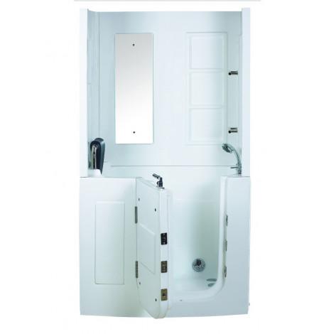baignoire avec porte top erreur with baignoire avec porte trendy baignoire porte with. Black Bedroom Furniture Sets. Home Design Ideas