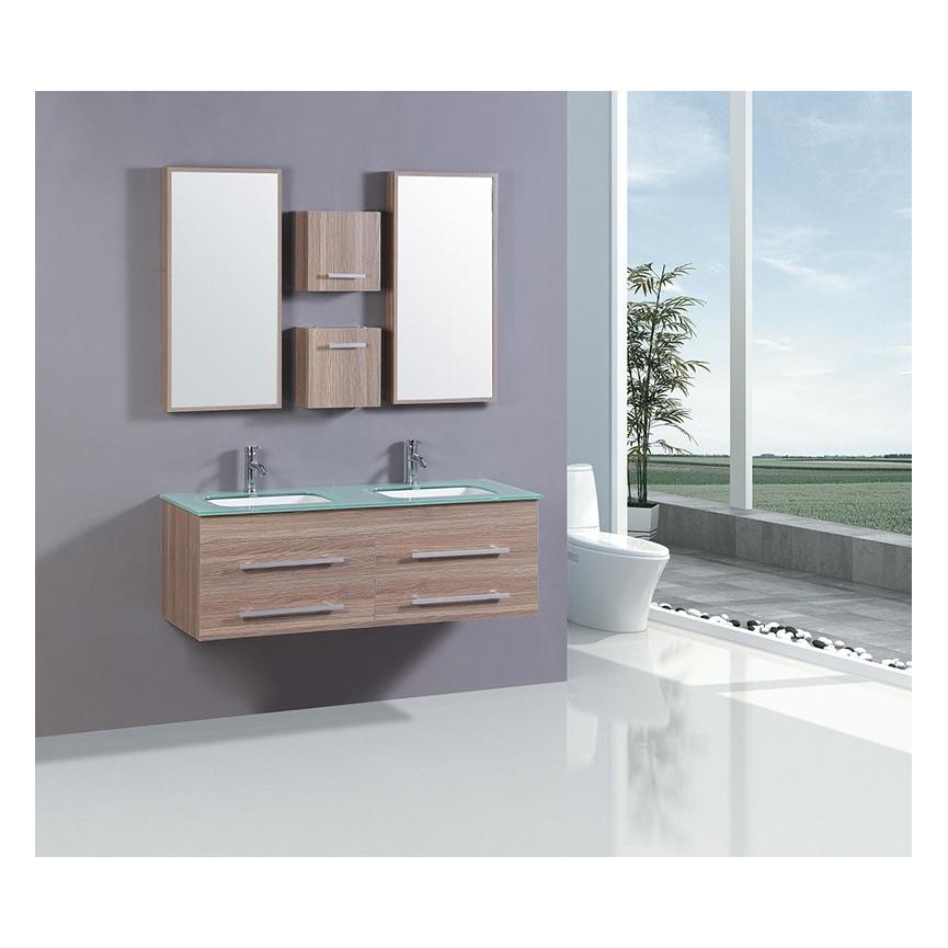 Double Salle De Bain ~ ensemble de salle de bain sevilla meuble salle de bain double