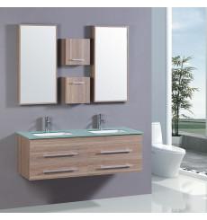 Meubles salle de bain double vasque: achat meubles salle de bain ...