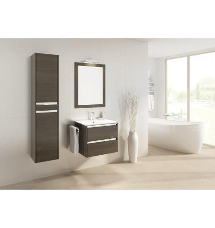 Ensemble de salle de bain FONTE black 60cm Meuble Salle de bain
