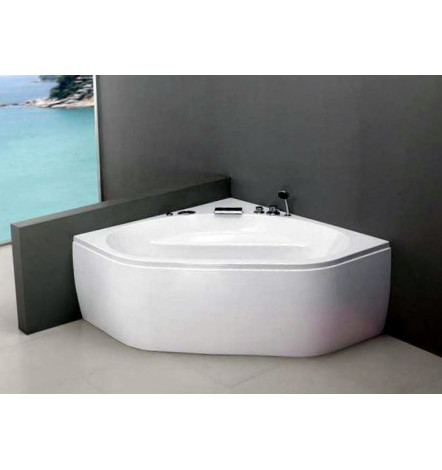 baignoire balneo galini 140 140 cm baignoire design mobilier salle de bain. Black Bedroom Furniture Sets. Home Design Ideas