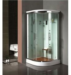 DENTI douche avec hammam