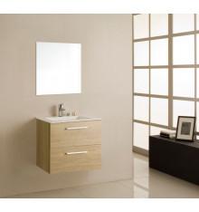 Meuble de salle de bain ZALANA, hêtre