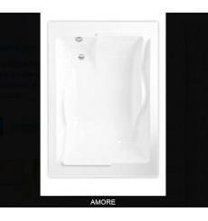Baignoire AMORE 2 places 180x120cm