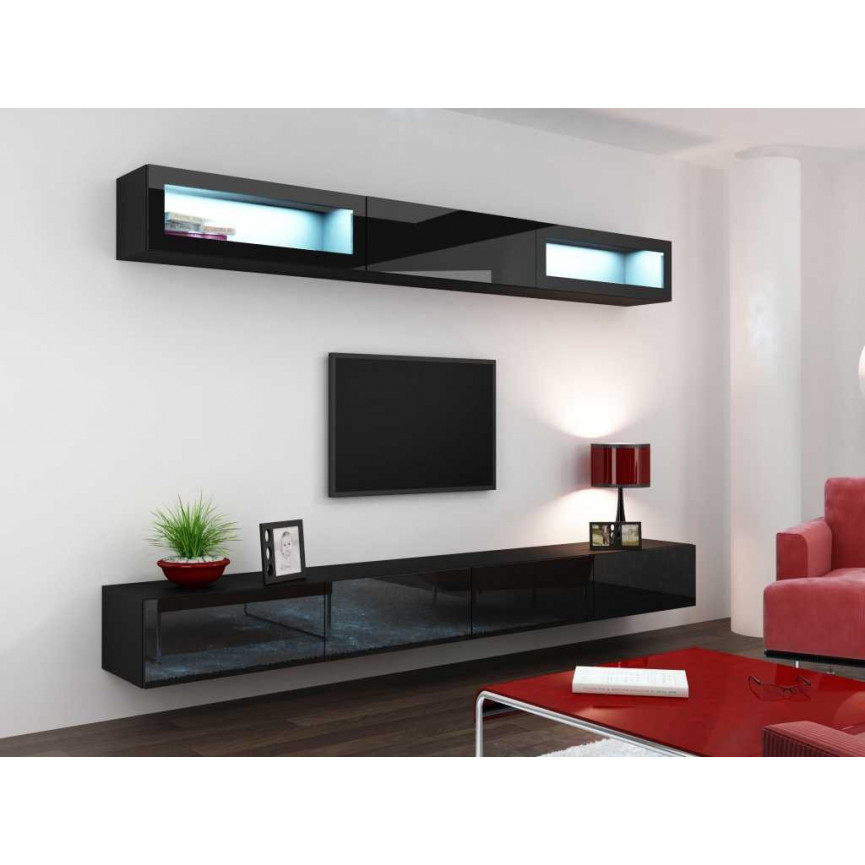 Meuble De Tele Noir Laque Suspendu - Meuble Tv Vigo Trend Noir S Jour Meuble Tv[mjhdah]http://www.baru-design.com/wp-content/uploads/2016/01/baru-design-lilliac-meuble-tv-suspendu-4.jpg
