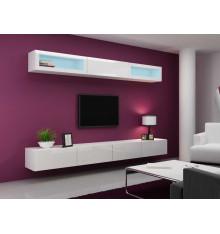 Meuble TV VIGO TREND  280, blanc