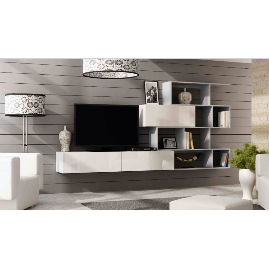 Meuble Tv Vigo Noir S Jour Meuble Tv # Meuble Tv D Angle Modulable
