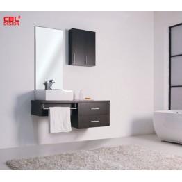 Meubles salle de bain une vasque