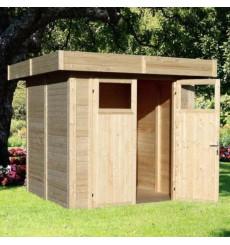 LIPPO abri de jardin 210 x 202cm