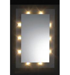 Miroir éclairant ACRI 80 x 60 cm
