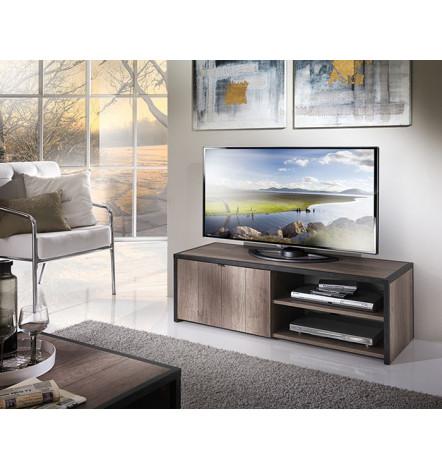Meuble TV NAPOLI, 122 cm