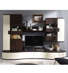 Meuble TV CHANELL Dark 280 cm
