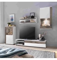 Ensemble Meuble TV LIZZY 150 cm