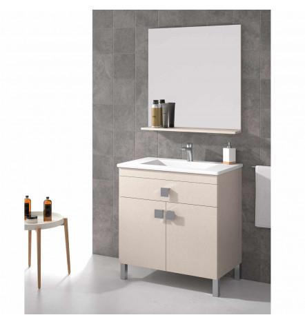 Meuble de salle de bain KENITRA  80cm