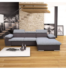 Canapé d'angle CAPRI