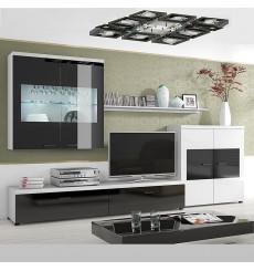 Ensemble meuble TV FLASH NEW