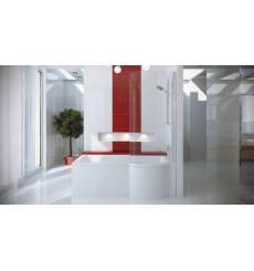 Baignoire INSPIRO 150/160/170 cm x 70 cm + pare baignoire