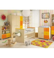 Chambre à coucher bébé complète SPRING