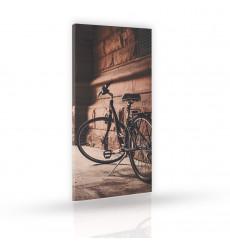 Tableau décoratif Bicycle  L 45 x H 100 cm - intérieur design, décoration moderne, art abstrait V27