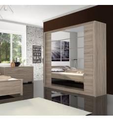 Tableau décoratif Panama City  L 45 x H 100 cm - intérieur design, décoration moderne, art abstrait VM44