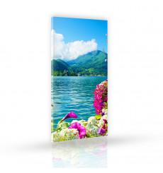 Tableau décoratif  Beautiful Nature   L 45 x H 100 cm - intérieur design, décoration moderne, art abstrait N49
