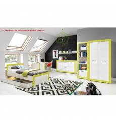 Tableau décoratif Day of the dead  L 60 x H 100 cm - intérieur design, décoration moderne, art abstrait A115