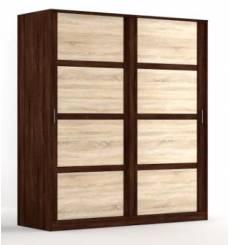 Tableau décoratif Sahara  L 45 x H 100 cm(x2) - intérieur design, décoration moderne, art abstrait M134