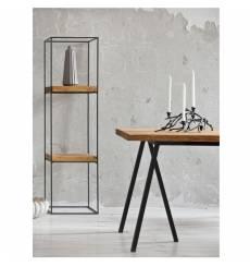 Tableau décoratif Juice drinks  L 45 x H 100 cm (x3) - intérieur design, décoration moderne, art abstrait C202