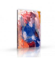 Tableau décoratif  abstract figure L 60 x H 100 cm - intérieur design, décoration moderne, art abstrait A253