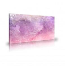 Tableau décoratif  Pink watercolor L 100 x H 60 cm - intérieur design, décoration moderne, art abstrait A254