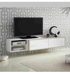 Tableau décoratif Modern Abstract painting L 60 x H 100 cm - art moderne, intérieur abstrait design A277