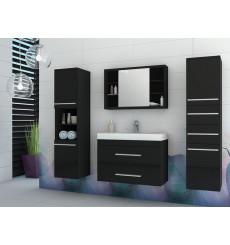 Meuble salle de bain JOLENE Noir