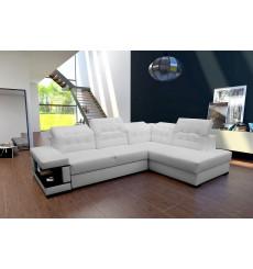 Canapé d'angle convertible MIAMI 280 x 200 cm