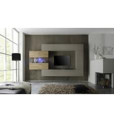 Ensemble meuble tv MARTINA 259 cm