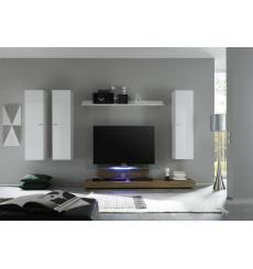 Ensemble meuble tv BIZANNO 275 cm