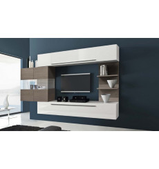 Ensemble meuble tv BIZIANNO 272 cm