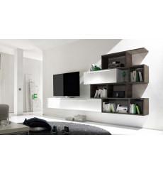 Ensemble meuble tv SANTO 315 cm