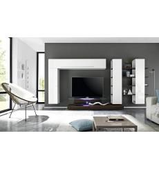 Ensemble meuble tv CASSANO 360 cm