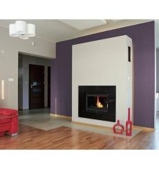 Insert cheminée à bois hydro ELIA  17 kW