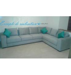 Ensemble meuble tv JERONIMO  299 cm