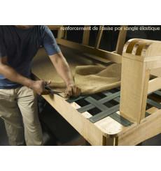 Chambre  HELENA avec tiroir de rangement 160x200 cm