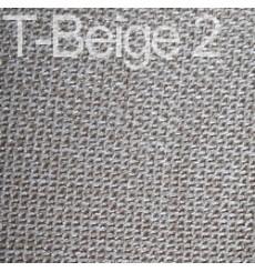 LIT FESTA 160X200 CM BLACK + 2 CHEVETS ET SOMMIER